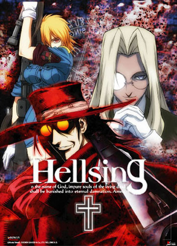 Хеллсинг OVA [2006-12] / Hellsing Ultimate