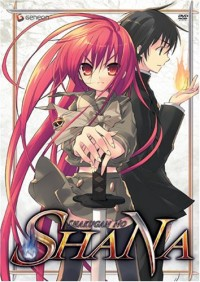 Жгучий взор Сяны [ТВ-2] [2007] / Shakugan no Shana Second
