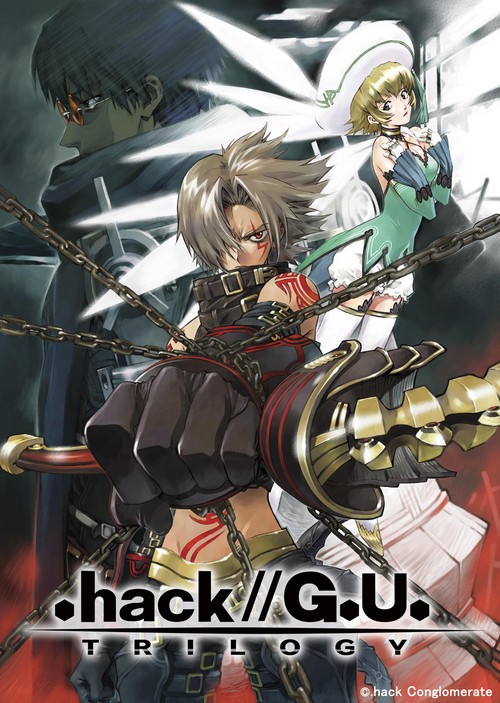 .хак//Трилогия [2008] / .hack//G.U. Trilogy