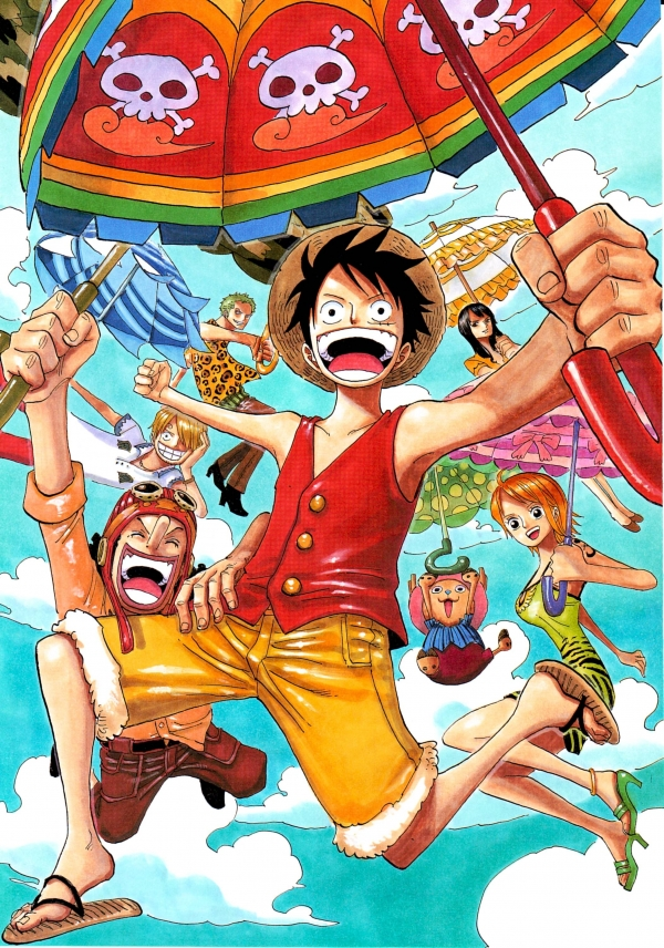 Ван-Пис (пайлот) [1998] / One Piece: Defeat the Pirate Ganzack!