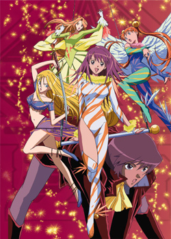 Огни Пестрой Арены OVA-1 [2004] / Kaleido Star: New Wings Extra Stage