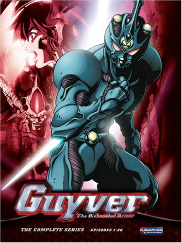 Гайвер [ТВ] [2005] / Guyver, the Bioboosted Armor