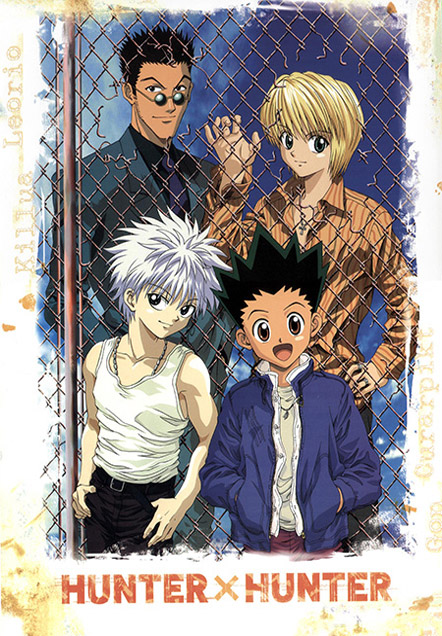 Охотник х Охотник [ТВ-1] [1999] / Hunter x Hunter TV