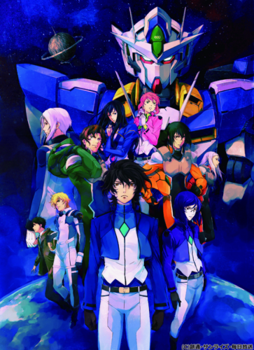 Мобильный воин ГАНДАМ 00 - Фильм [2010] / Gekijouban Kidou Senshi Gundam 00: A Wakening of the Trailblazer