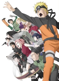 Наруто OVA-3 [2005] / Naruto Finally a Clash! Jounin vs Genin! Indiscriminate Grand Melee Tournament Meeting!