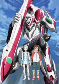 Эврика 7: Псалмы Планет [ТВ] [2005] / Eureka Seven Psalms of Planets