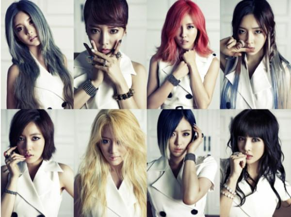 T-ara - DAY BY DAY [MINI ALBUM] - 4 Июля 2012 - Азия-ТВ: аниме и ...