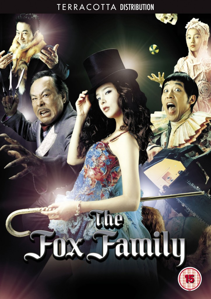 Лисья семейка [2006] / The Fox Family / Goo Mi Ho Ga Jok