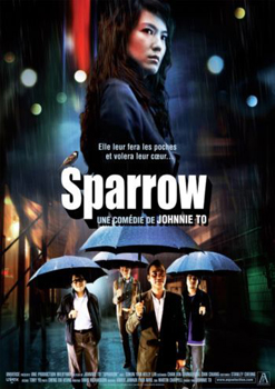 Воробей [2008] / Sparrow / Man jeuk