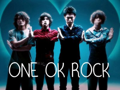 Обои – One Ok Rock